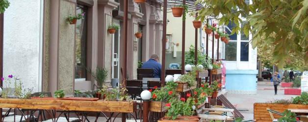 Бархатный сезон в Керчи