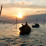 рыбаки в проливе_Керчь_Александр Демидов